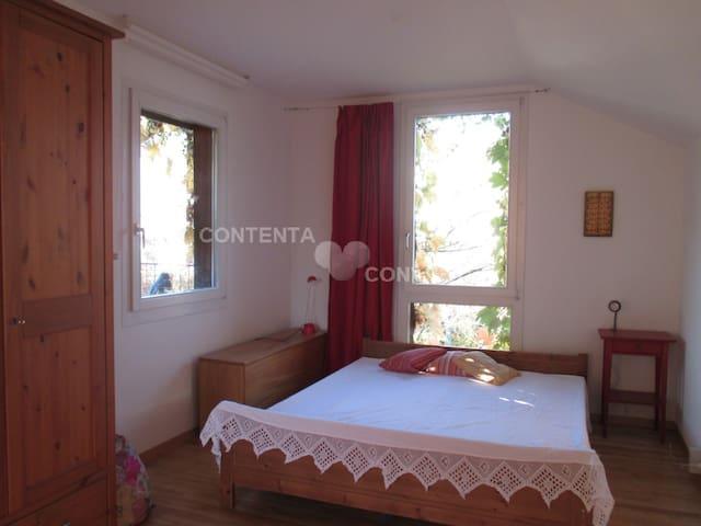 Gästezimmer für 2 Personen, 20m2 - Reinach - Wohnung
