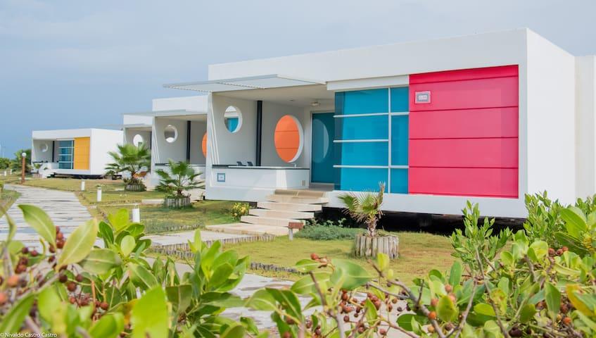 Espectacular cabaña de playa - Tubará - Nature lodge