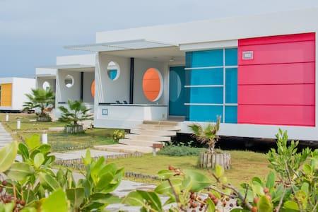 Espectacular cabaña de playa - Tubará