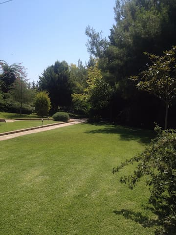 garden flat near Athens Airport - Pallini - Apartment