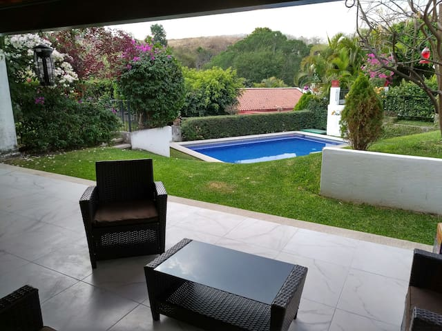 Casa entera en Club de Golf SantaFe - Xochitepec - House
