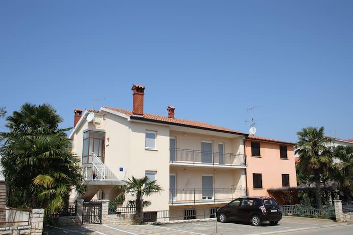Appartment Maric Porec 2L - Poreč - Huoneisto