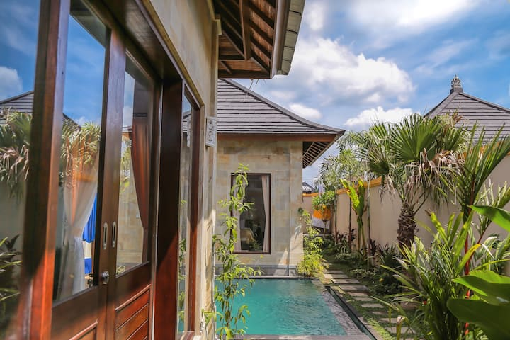2 BD Private Villa Ubud *AMERTA*