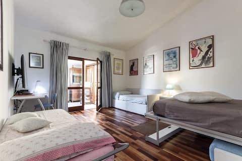 Kodikas ja rauhallinen huoneisto