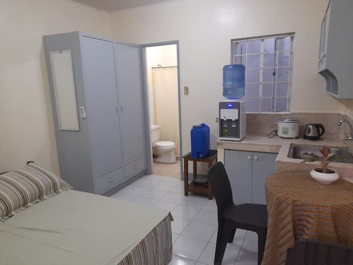 Semi furnished Studio type Apartment for RENT.