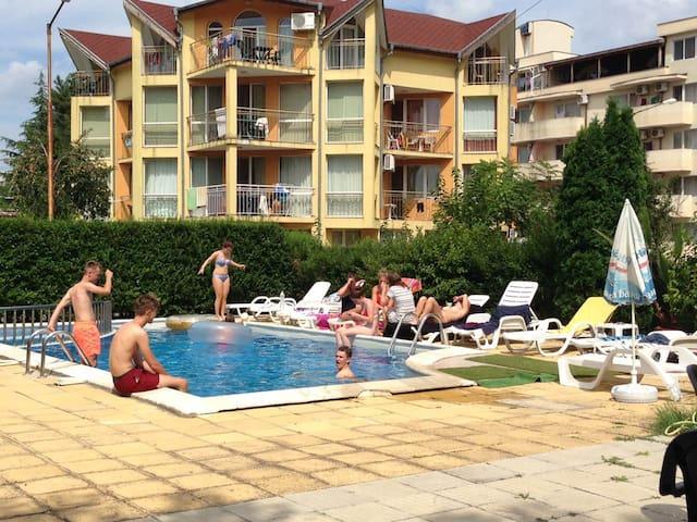 Apartment  Sunny beach -Vania 3