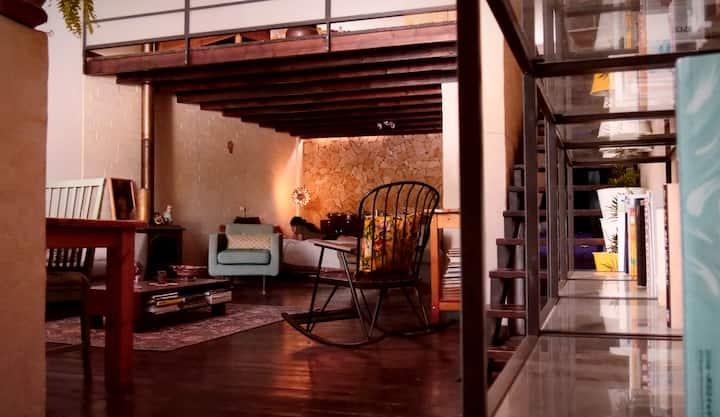 My Desert, films & Journeys Loft House