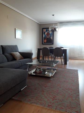 Acogedor piso en Arcosur - Zaragoza - Apartemen