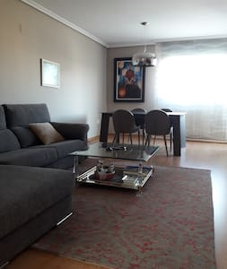 Acogedor piso en Arcosur - Zaragoza - Lägenhet