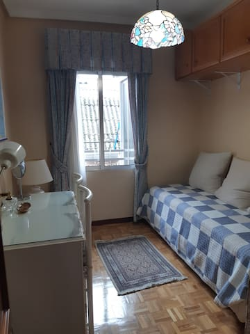 Nice room close to Madrid center :) !