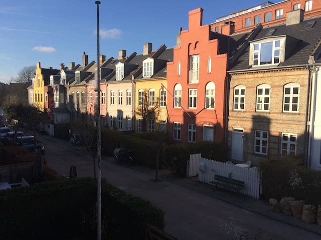 Lovely townhouse in the city centre - Copenhague - Casa