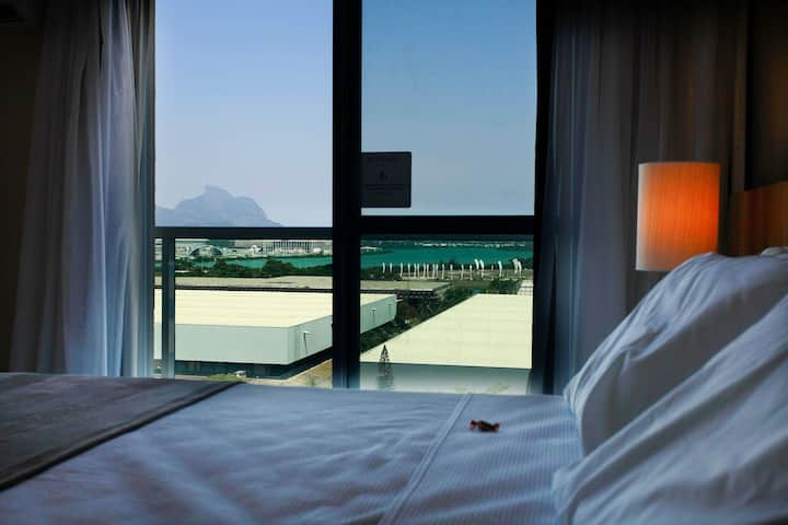 Suite Casal Flat RioStay Riocentro_Stay'nRio