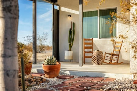 Little Joshua Tree-Cozy Cabin with Magical Sunsets