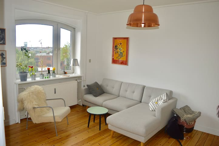 Lovely apartment in Copenhagen NV - Copenhaga - Apartamento