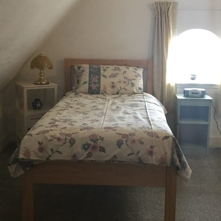 Single Room for R&R, in the attic