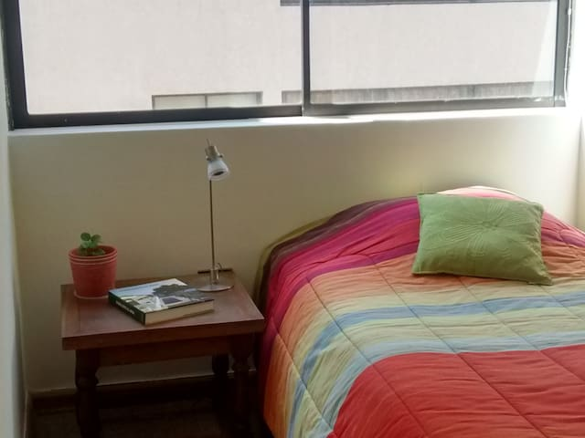 Private room & Excellent location in Las Condes
