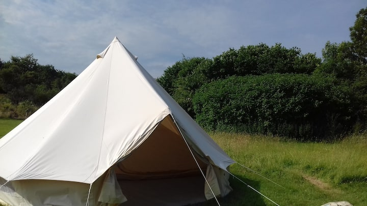 Large Bell Tent for 4 people