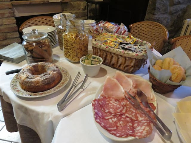 Colazione Toscana
