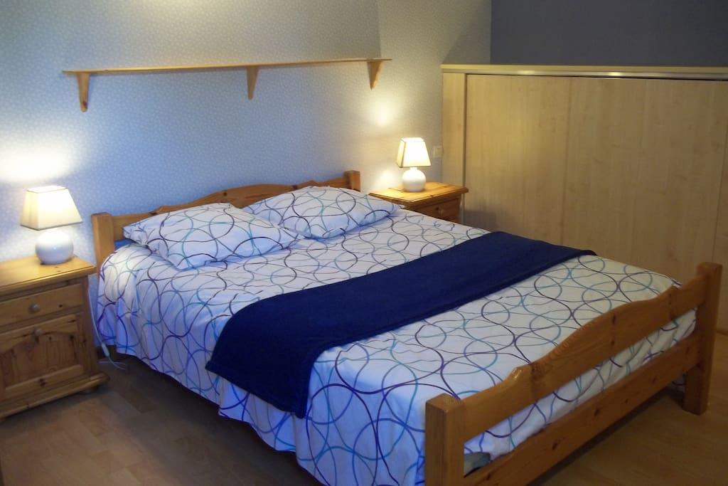 Appartement ind pendant et calme apartments for rent in for Appartement meuble la roche sur yon