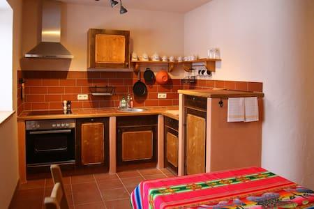 """Ferienwohnung """"Cusco"""" - Wohnen wie in Peru - Eibenstock"""