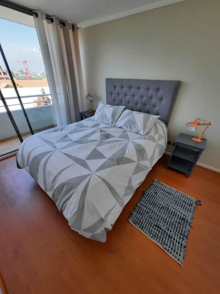 Beautiful Apartment in Providencia