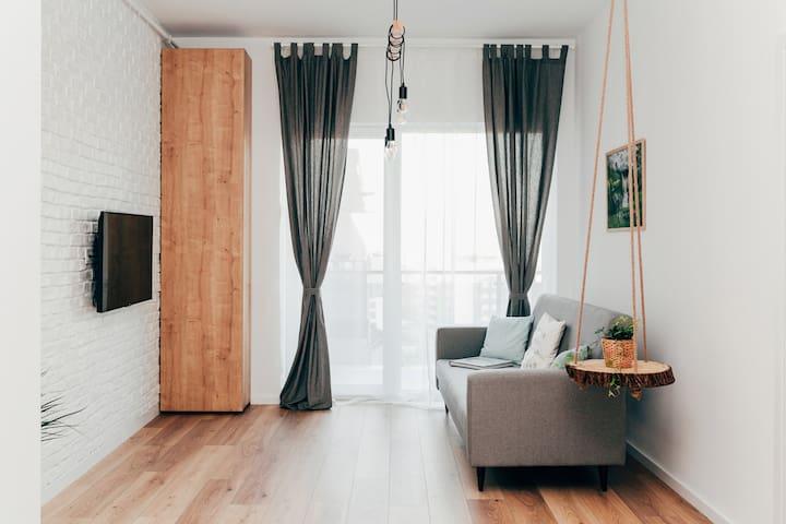 Designer apartment near Iulius Mall