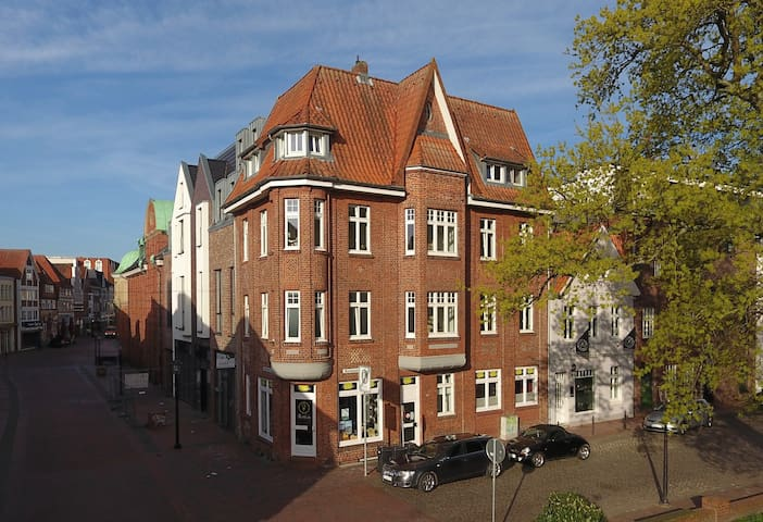 Studioflat in Buxtehude city centre