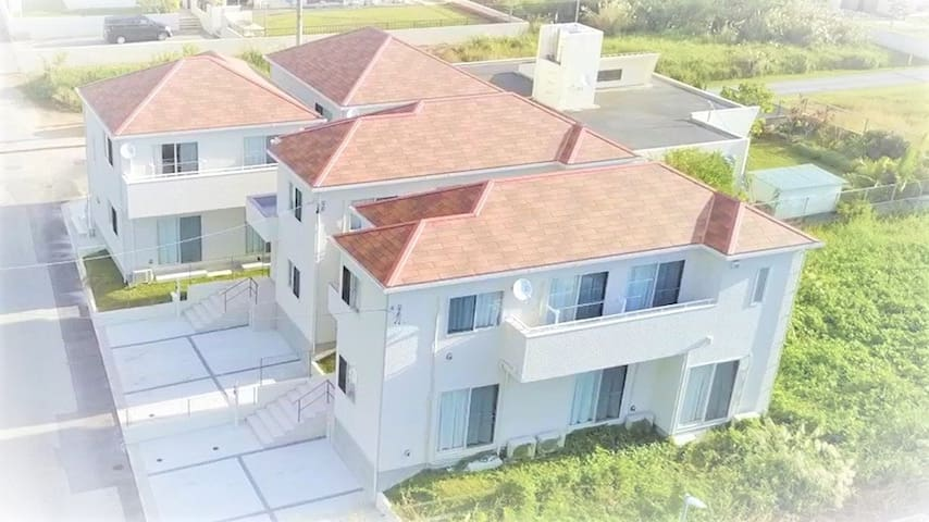 60 Super big~ Onna Private Villa/up to 11ppl