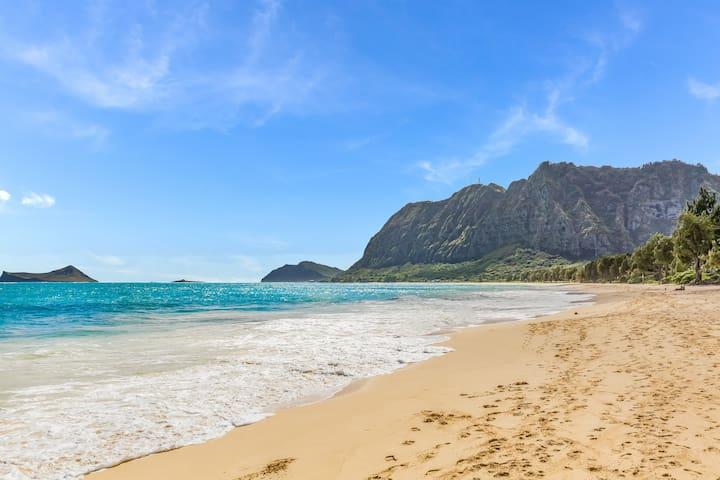 Hale Pono Mau Loa - Ocean Room
