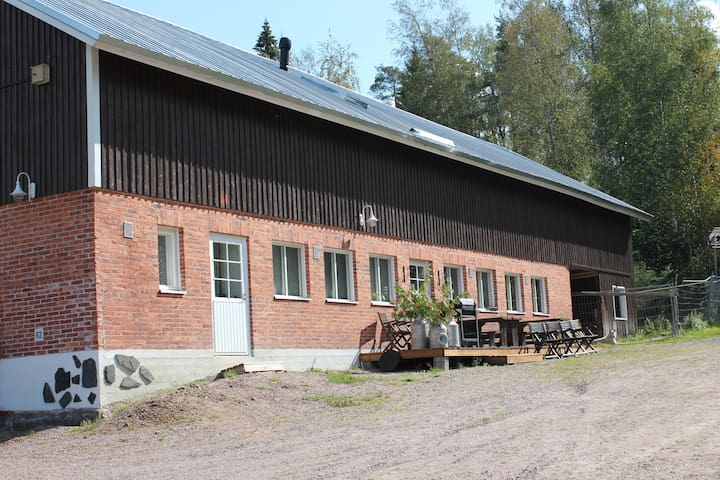 Kotkanniemi Ranch - peace in Finnish countryside - Kouvola - Loft
