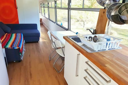 Gorgious Converted Bus | Fully Self Contained - Tallebudgera Valley - Other
