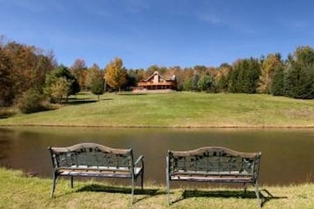 Secluded Luxury Home Perfect for Groups - Bovina Center - House