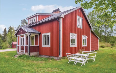 Nice home in Åmotfors with 2 Bedrooms