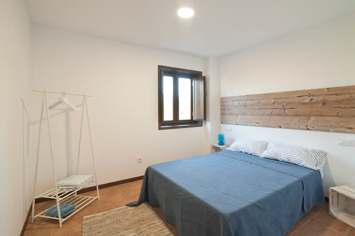 Dormitorio 1 privado apartamento.