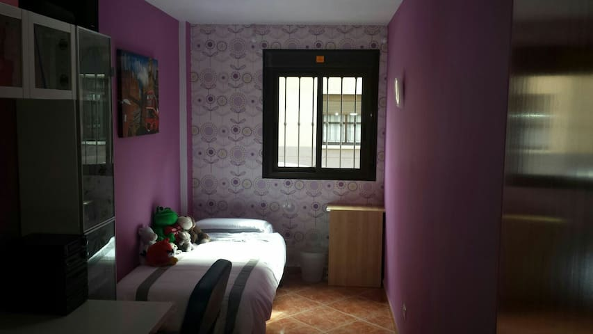 Habitación Love Purple. - Santa Cruz de Tenerife - Apartment