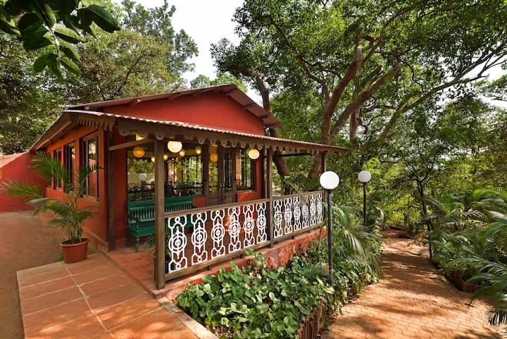 Radha Cottage Heritage Resort, Matheran