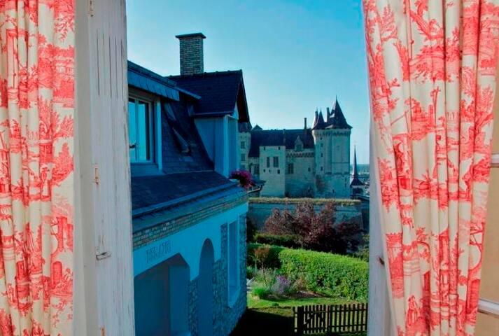 Belle maison 16eme si cle saumur maisons louer - Location maison saumur ...