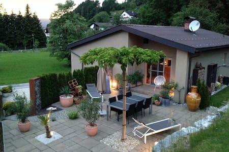Haus am Waldrand in ruhiger Lage - Schlins - House