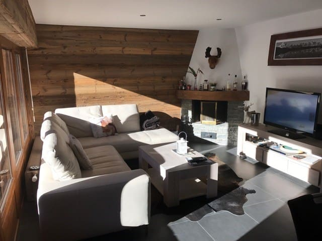 Magnifique appartement de montagne - Nendaz - Appartement