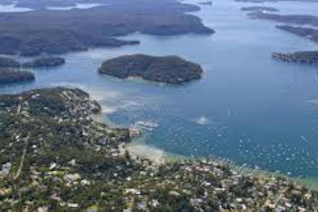 Pittwater Area