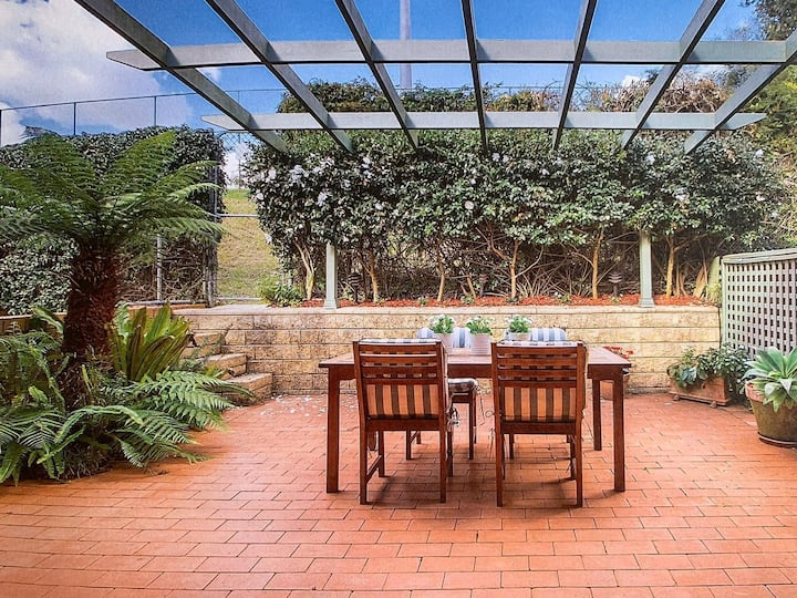 Cozy home,  8 minutes walking from Macquarie Uni