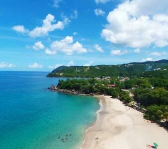 villa binbin 400 mètres de la plage