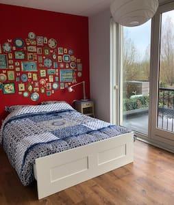 spacious comfortable eco home (near utrecht)