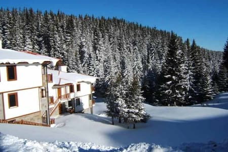 Raikov Ski Lodge, Pamporovo - Pamporovo - 公寓