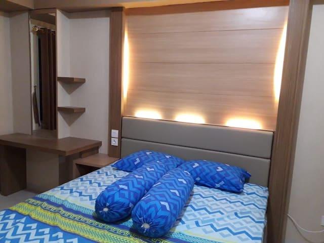 Kamar apartemen harga kost studio 103