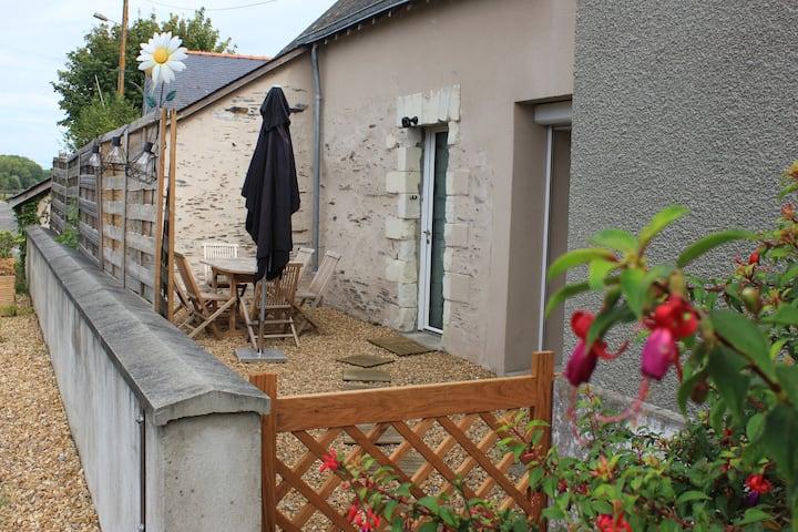 Maison indépendante vue sur Loire secteur Angers