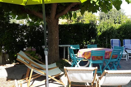 Maison de vacances indépendante 800m mer - Saint-Georges-de-Didonne - Hus