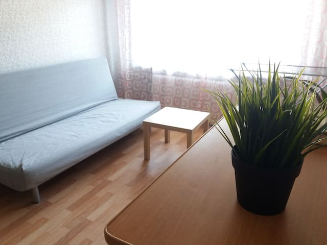 Уютная квартира в центре Череповца - Cherepovets - Apartment