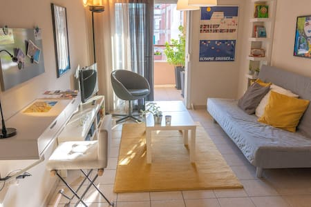 Homelike centre apartment (free parking)
