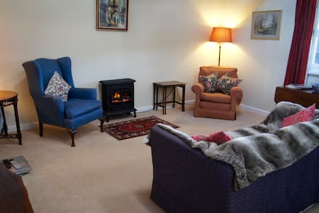 Converted Dairy - Oxfordshire - Andre